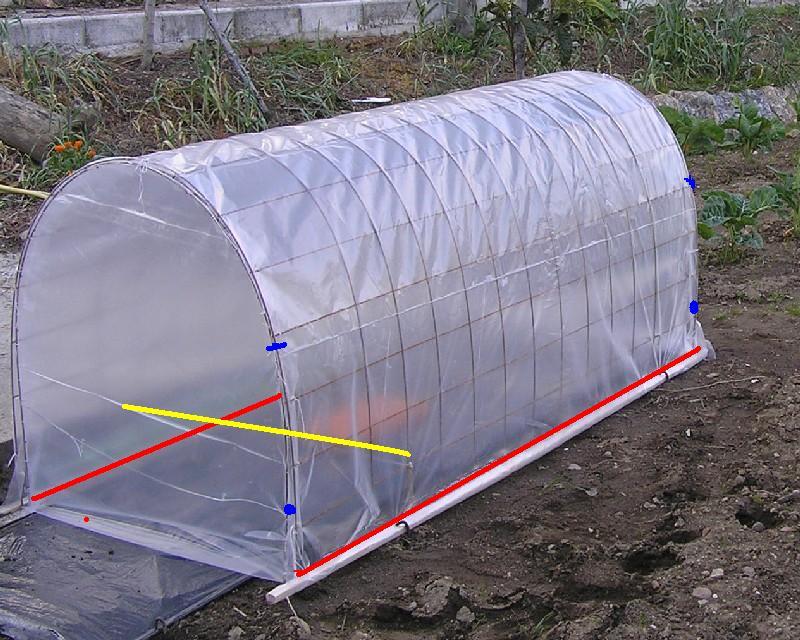 Construcci n de invernadero o semillero p gina 2 for Construccion de viveros caseros