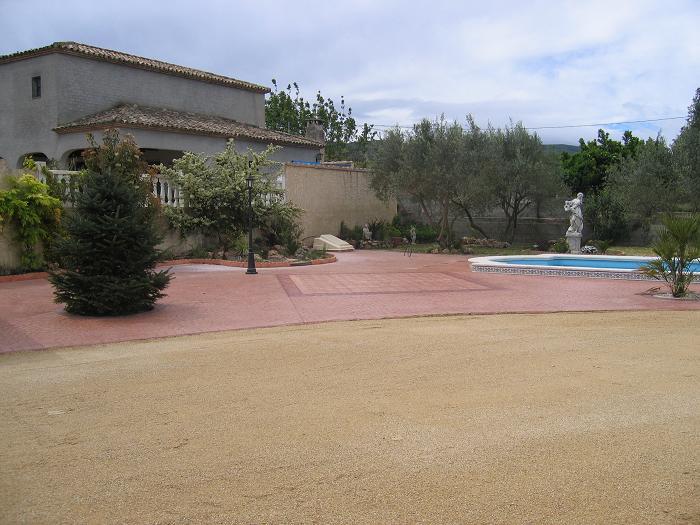 Cambiar suelo alrededor de piscina ayuda p gina 2 for Hormigon impreso foro