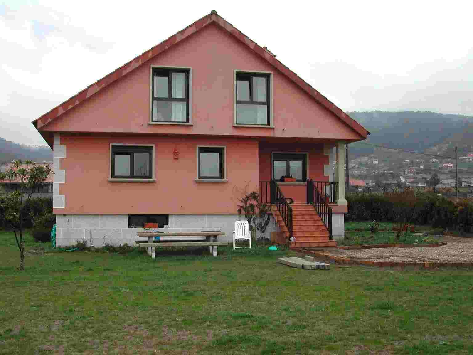 Nuevo dise o de jard n en pontevedra for Casa y jardin abc color