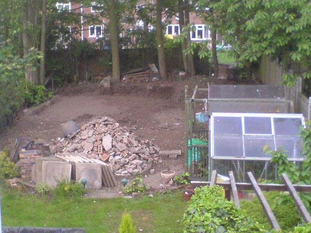 Remodelaci n de jard n en inglaterra for Remodelacion de jardines