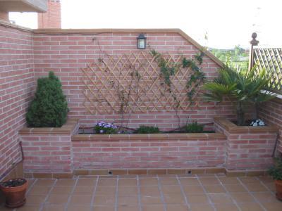 La evoluci n de 4 a os de mi terraza tico - Tipos de jardineras ...