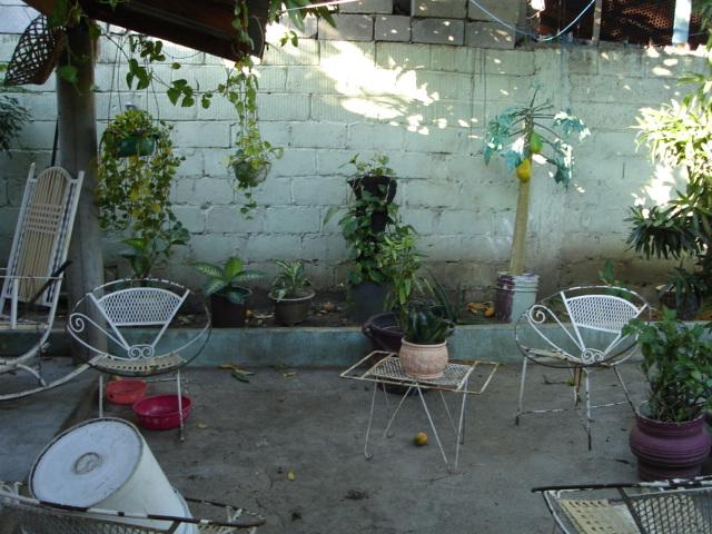 Quiero pintar mi patio las paredes y las macetas de qu for Ideas para arreglar un patio